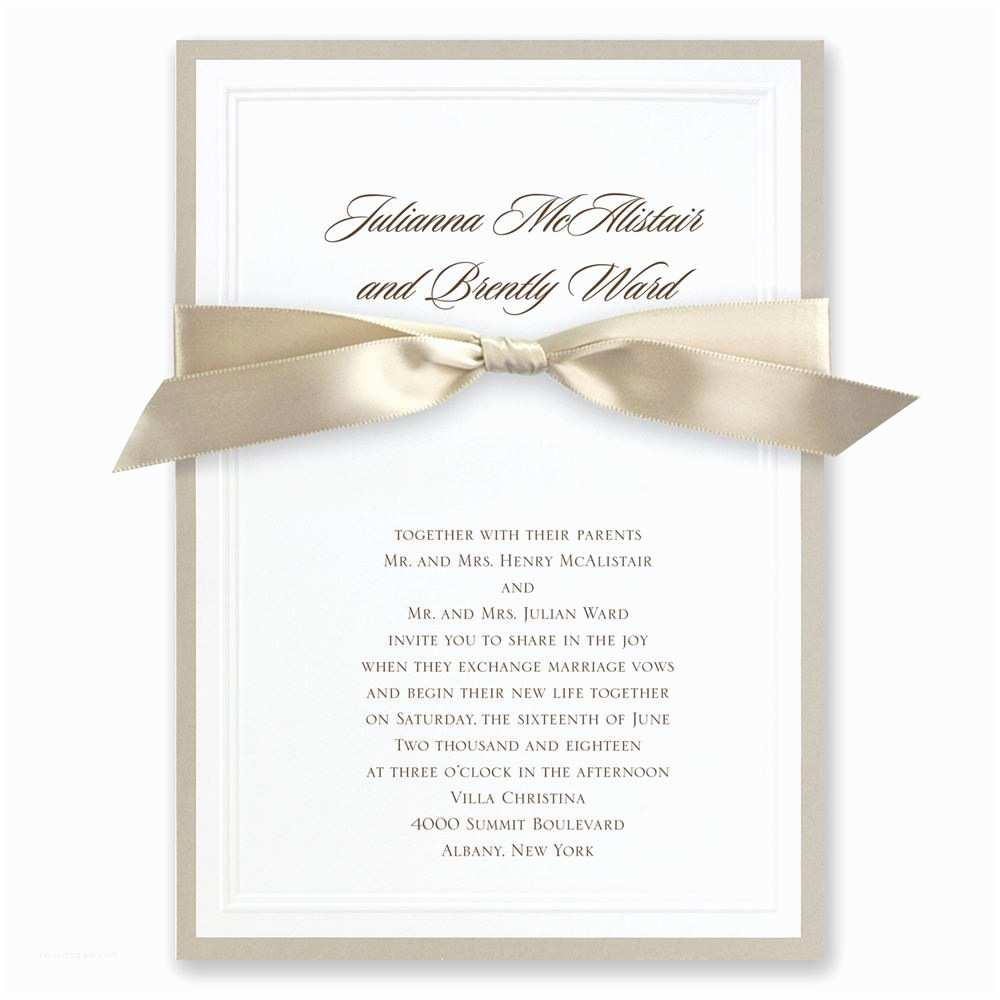 Typical Wedding Invitation Wedding Invitation Templates Traditional Wedding
