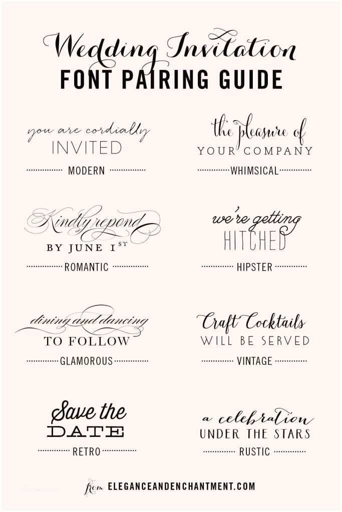 Typography Wedding Invitations 17 Best Ideas About Wedding Invitation Fonts On Pinterest