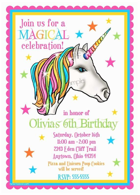 Unicorn Birthday Invitations 40th Birthday Ideas Free Unicorn Birthday Invitation
