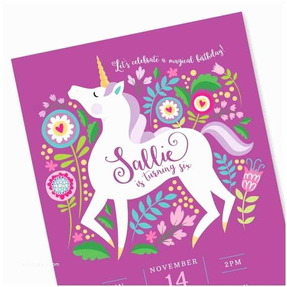 Unicorn Party Invitations 39 Best Birthday Unicorn Images On Pinterest