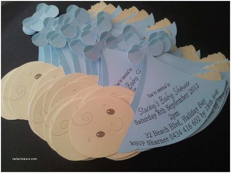 Unique Baby Shower Invitations How to Select the Unique Baby Shower Invitations Printable