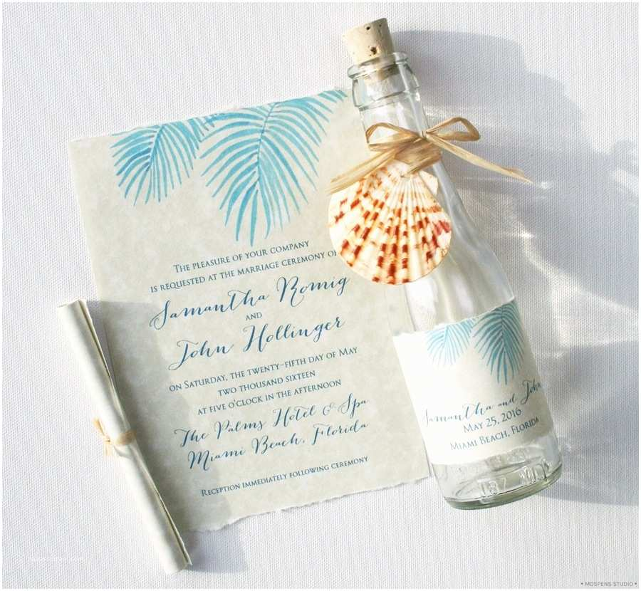 Unique Beach Wedding Invitations Beach Wedding Invitations Ideas