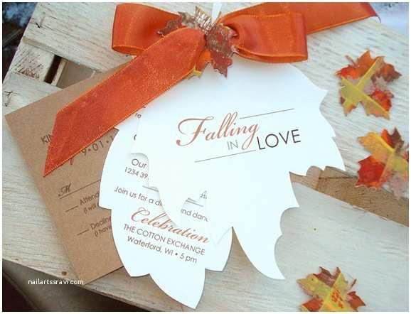 Unique Fall Wedding Invitations Unique Fall Tree Wedding Invitations