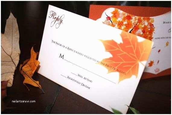 Unique Fall Wedding Invitations Unique Fall Wedding Invitations too Chic & Little Shab