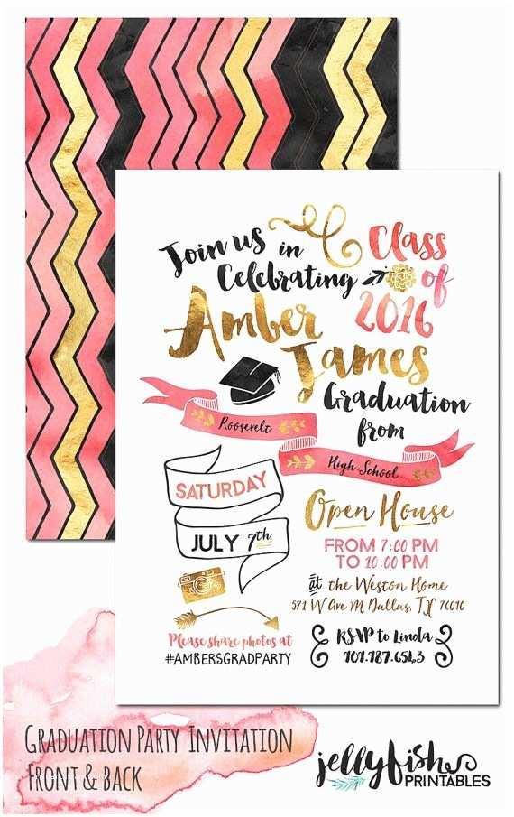Unique Graduation Invitations Best 25 Unique Graduation Invitations Ideas On Pinterest