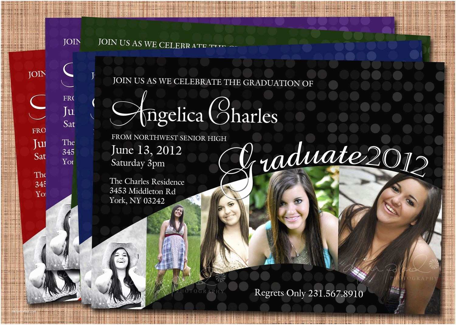 Unique Graduation Invitations Creative Graduation Senior Pictures