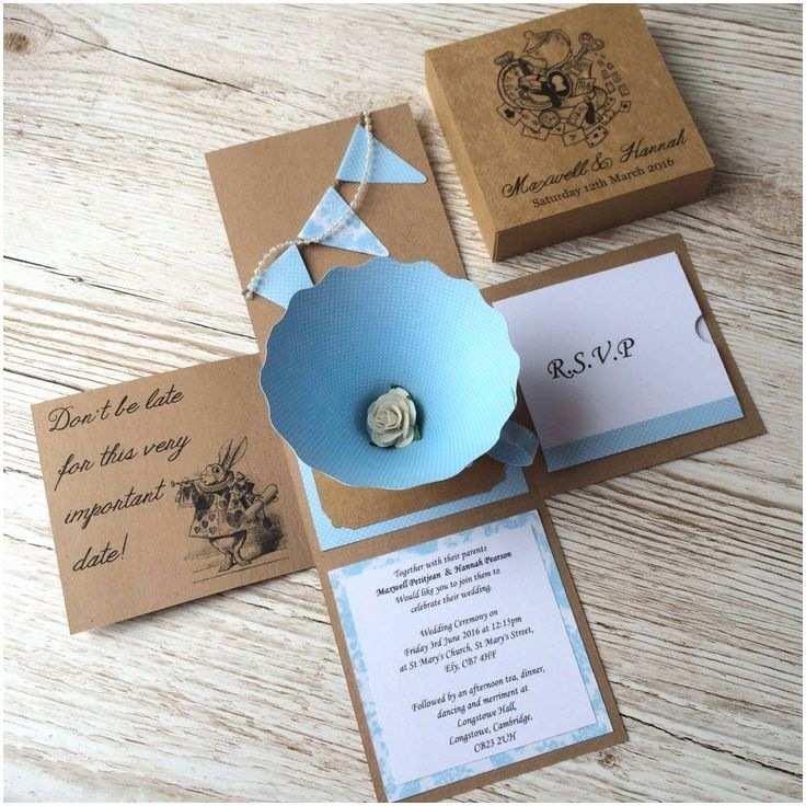 Unique Wedding Invitation Ideas Best 25 Handmade Wedding Invitations Ideas On Pinterest