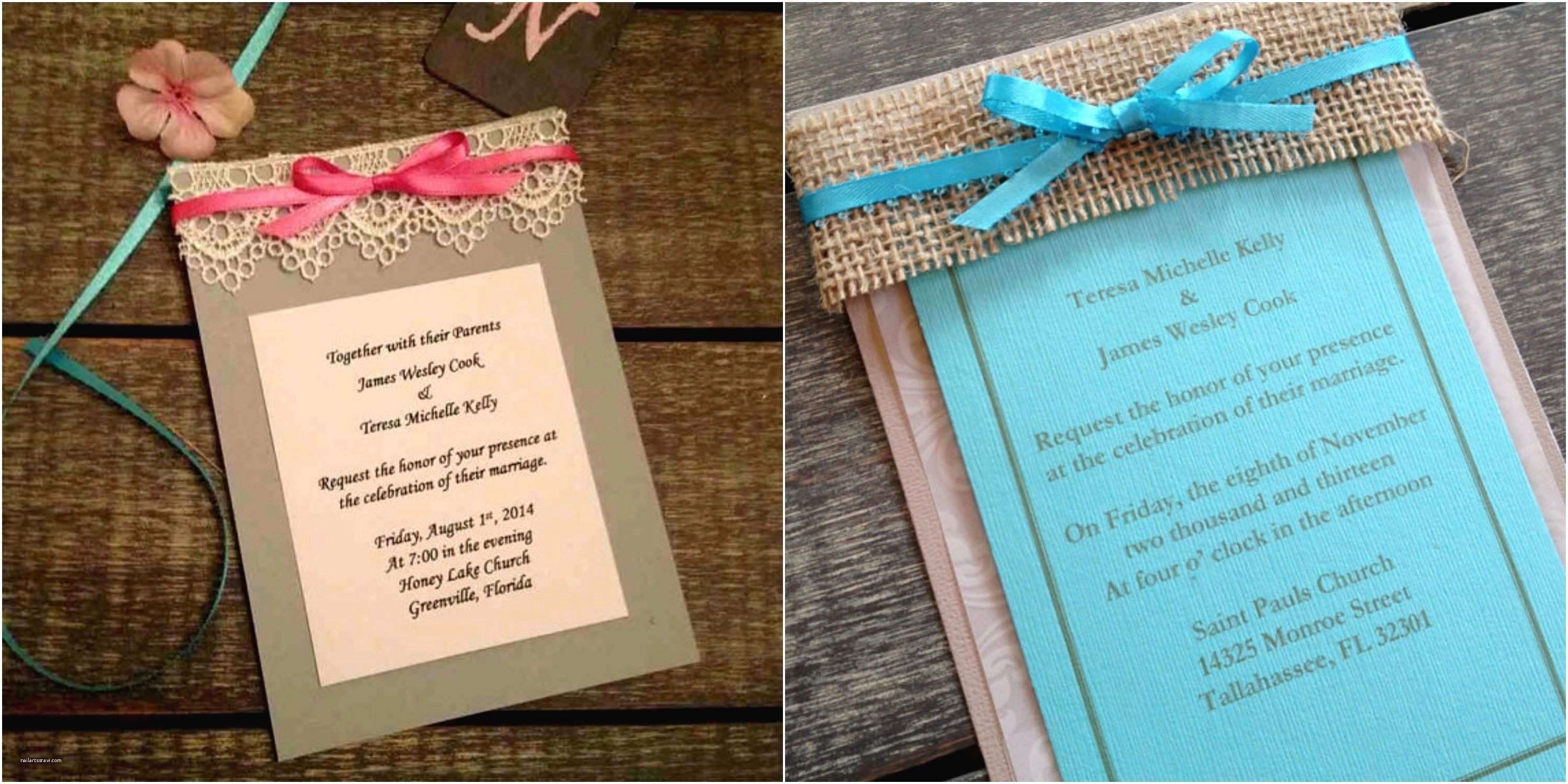 Unique Wedding Invitations Online Diy Wedding Invitations Ideas