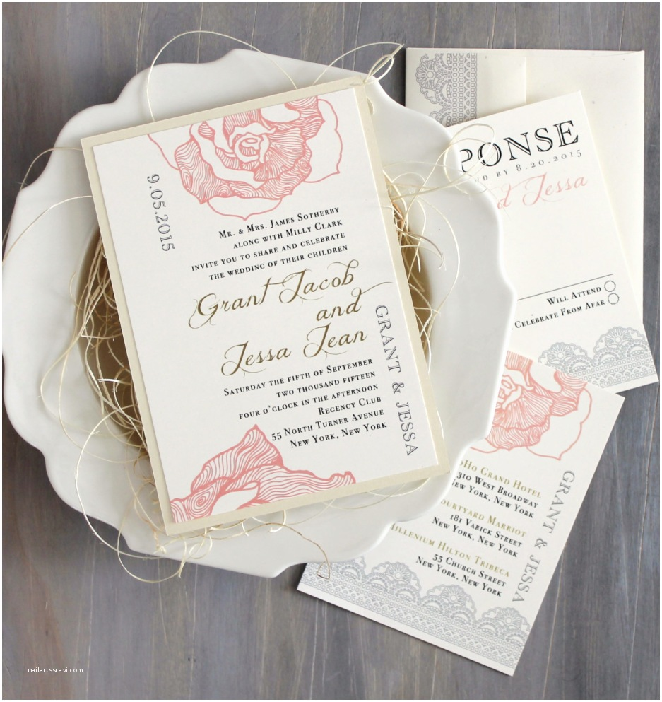 Unique Wedding Invitations Online Unique Wedding Invitation Ideas Modwedding