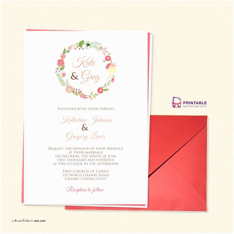 Unique Wedding Invitations Online Wedding Invitation New Brides Wedding Invitation Kits