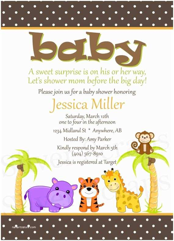 Unisex Baby Shower Invitations 19 Best Images About Uni Baby Shower Ideas On Pinterest