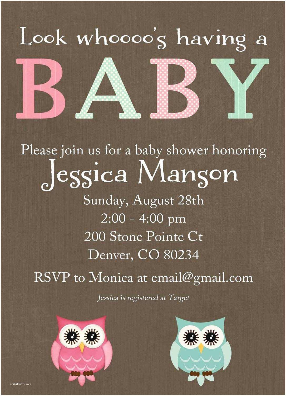 Unisex Baby Shower Invitations Neutral Baby Shower Invitations