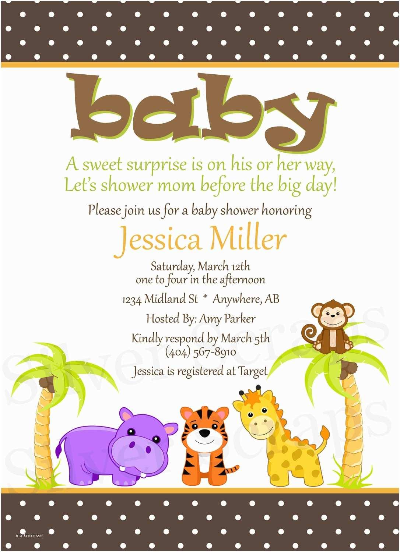 Unisex Baby Shower Invitations Uni Baby Shower Invitations
