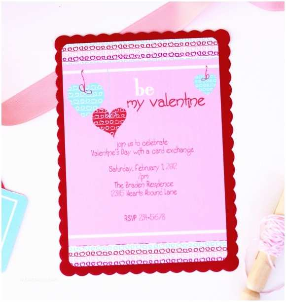free valentines day party printables from paper pigtails