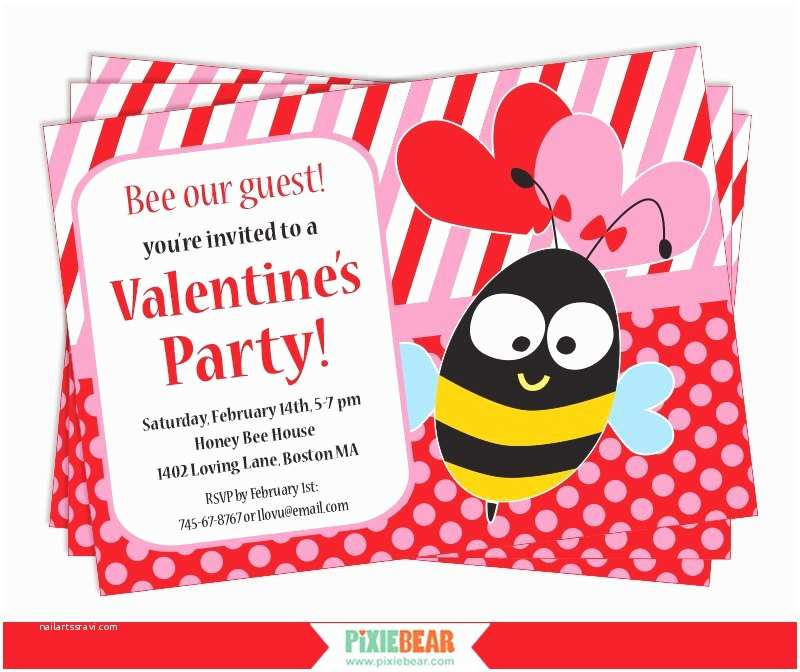 Valentines Day Party Invitations Valentines Day Party Invitation Printable Invitation