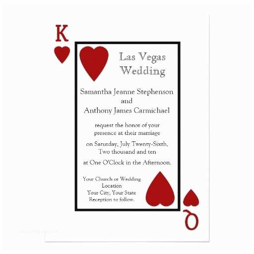 Vegas Wedding Invitations 17 Best Images About Las Vegas Wedding Invitations On