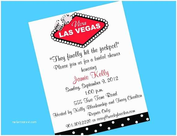 Vegas Wedding Invitations Free Las Vegas Wedding Invitation Templates