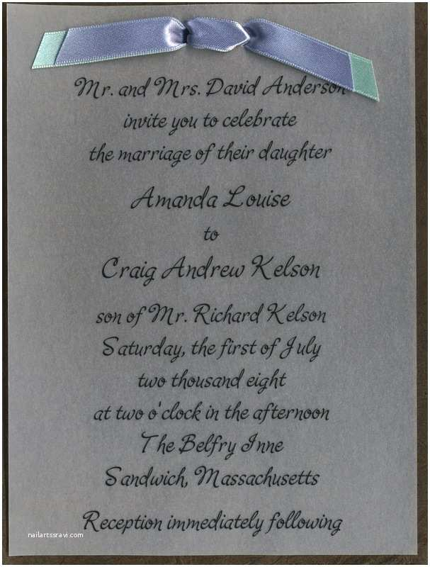 Vellum Wedding Invitations 8 Best Of Blue Handmade Wedding Invitations