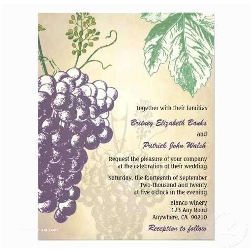 Vineyard Wedding Invitations 17 Best Images About Vineyard Wedding Invitations On