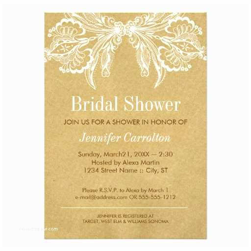 Vintage Bridal Shower Invitations Bridal Shower Invitations Zazzle Vintage Bridal Shower