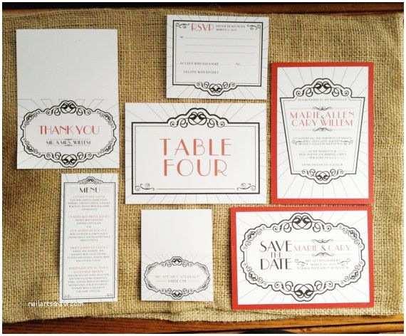Vintage Hollywood Wedding Invitations Best 25 Black Red Wedding Ideas On Pinterest