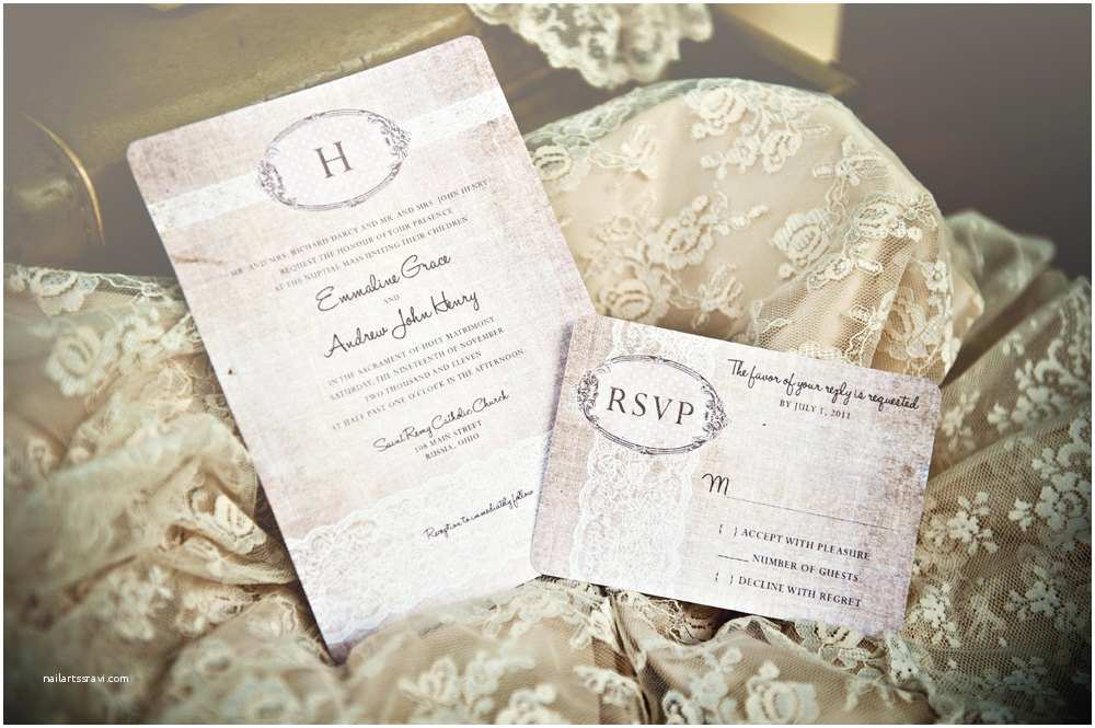 Vintage Lace Wedding Invitations Lameeka S Blog the Bride Wanted A Purple Book Flowers