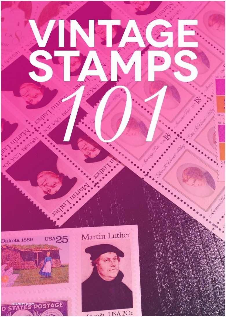 Vintage Stamps for Wedding Invitations Bargain Hunting Ebay Vintage Stamps for My Wedding