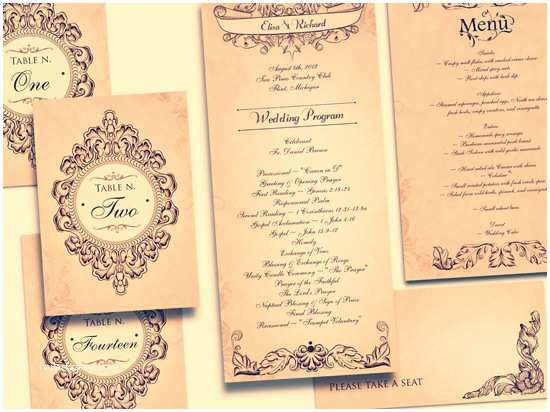 Vintage Style Wedding Invitations Vintage Wedding Invitations Set the tone for A Timeless