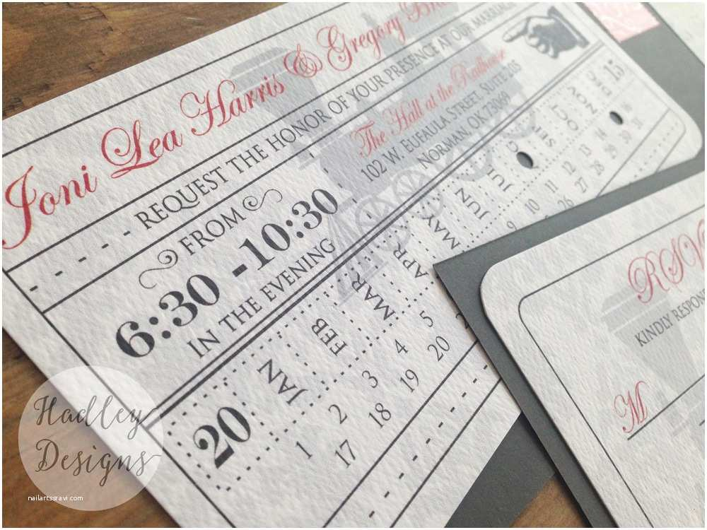 Vintage Ticket Wedding Invitations Hadley Designs Vintage Train Ticket Wedding Invitations