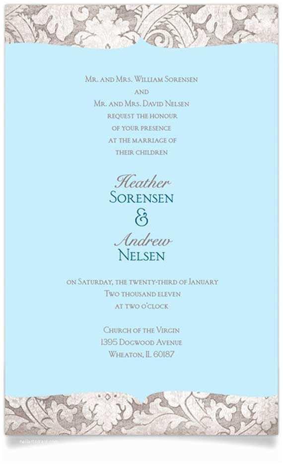 Vintage Wedding Invitation Templates Goes Wedding Vintage Wedding Invitation Templates 3