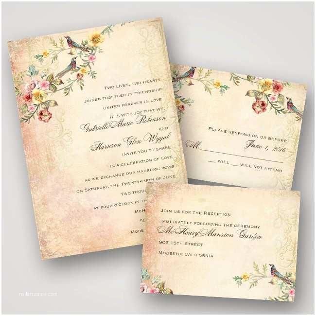 Vintage Wedding Invitations Cheap Vintage Wedding Invites Cheap