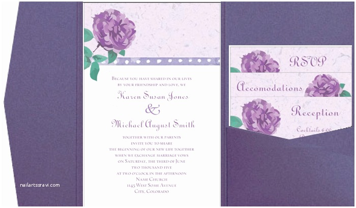 Vista Prints Wedding Invitations Vistaprint and Pocketfold Envelopes