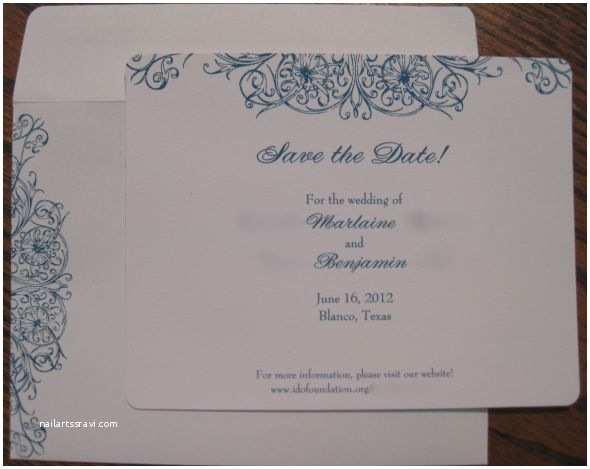 Vista Wedding Invitations My Invitation Samples From Vistaprint Pic Heavy
