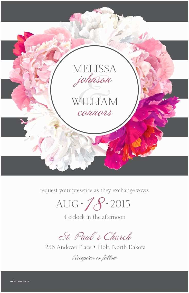 Vistaprint Wedding Invitations 35 Best Images About Bold Floral Wedding On Pinterest