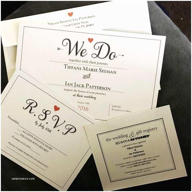 Vistaprint Wedding Invitations Invitation Vistaprint Invitation Sample and