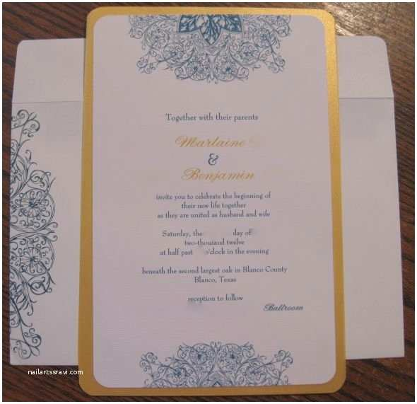 Vistaprint Wedding Invitations Reviews My Invitation Samples From Vistaprint Pic Heavy