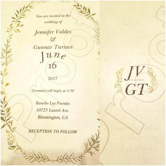 Vistaprint Wedding Invitations Reviews Vistaprint Invites Update Weddings Planning
