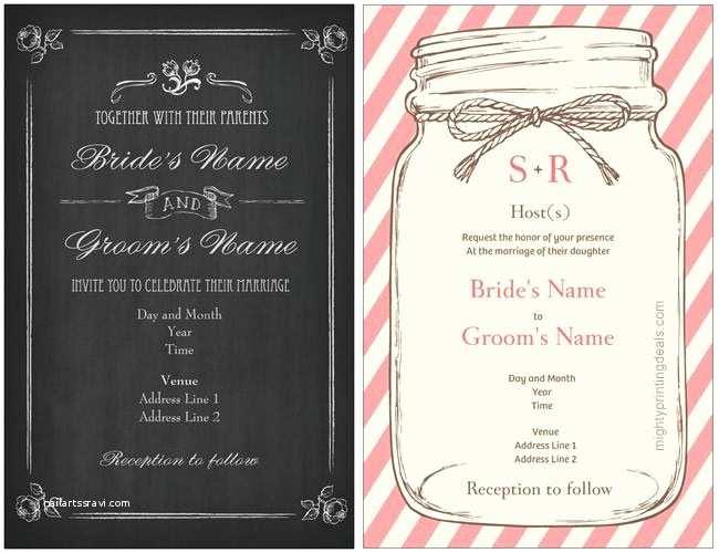 Vistaprint Wedding Invitations Reviews Vistaprint Wedding Invitations Coupon for A Discount
