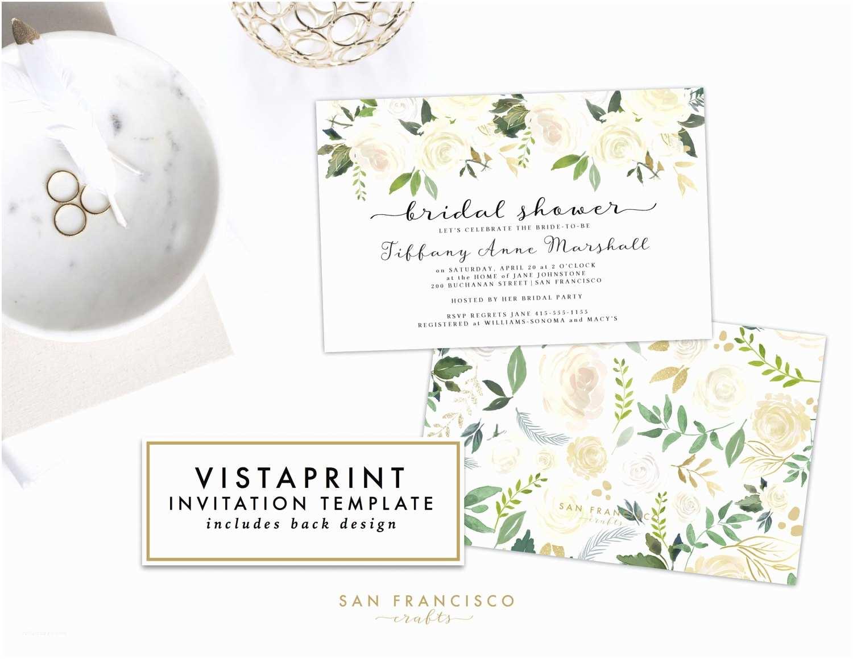 Vistaprint Wedding Shower Invitations Bridal Shower Invitation for Vistaprint Instant Download