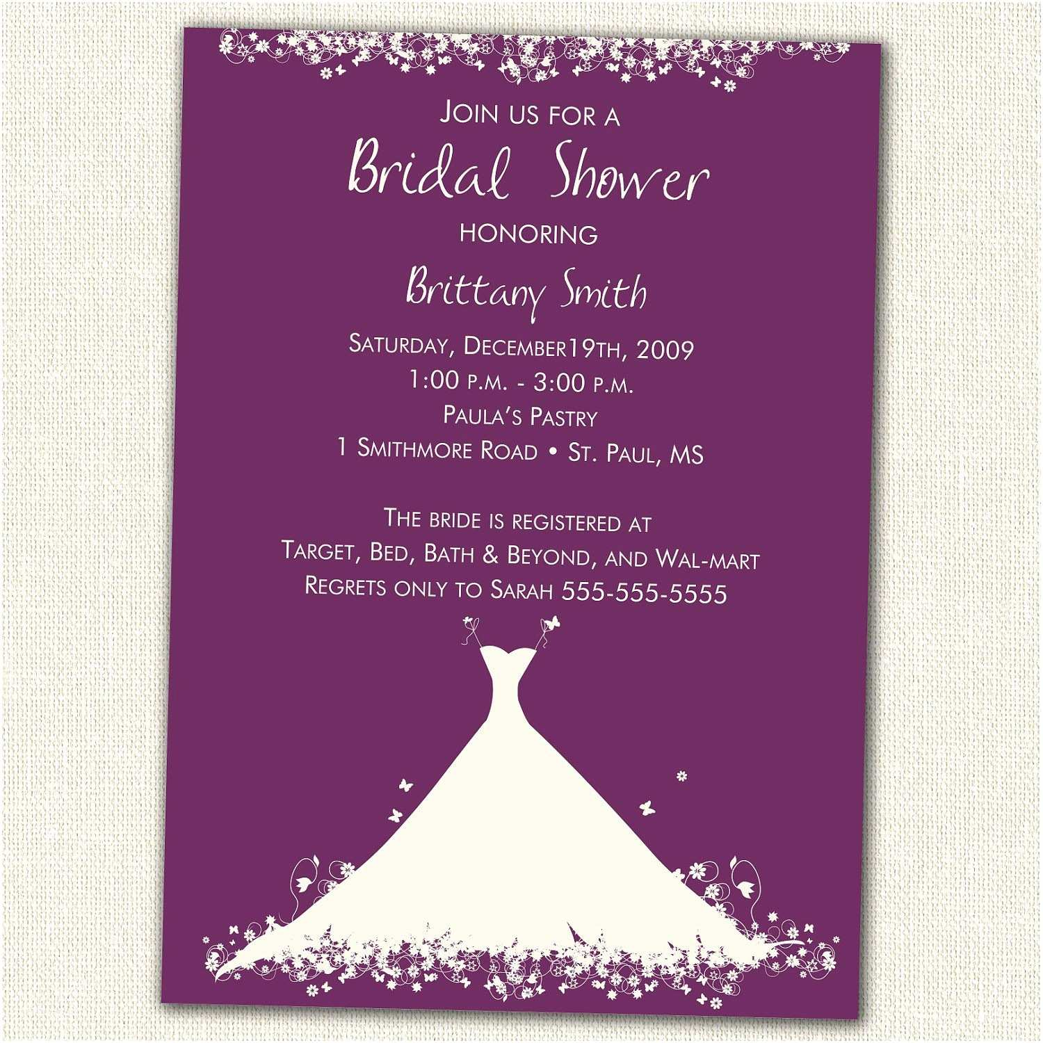 Vistaprint Wedding Shower Invitations Vista Print Wedding Shower Invitations
