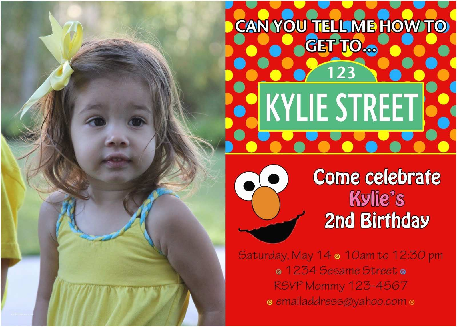 Walgreens Party Invitations Elmo Birthday Invitations Walgreens