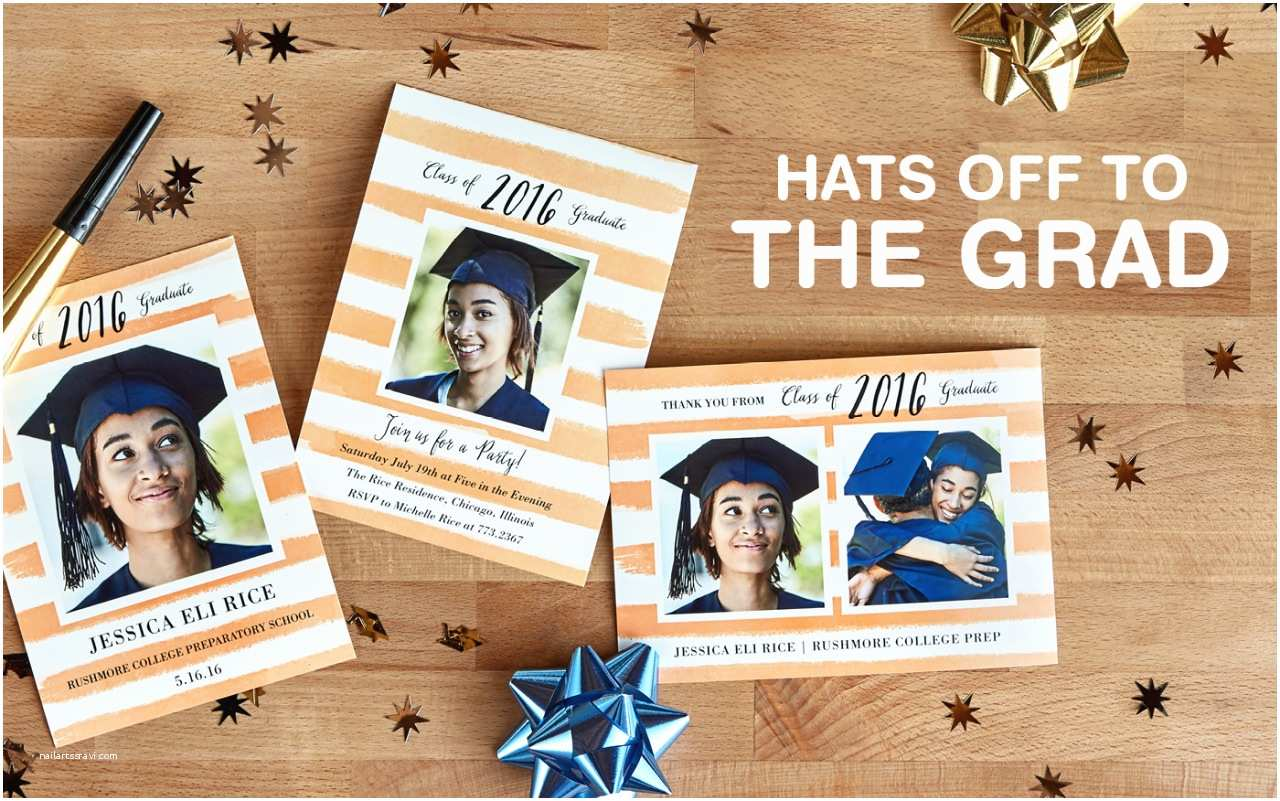 Walgreens Party Invitations Personalize Your Grad Party Invites with these