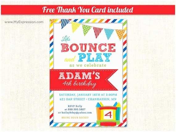 Walgreens Party Invitations Pump It Up Birthday Invitations
