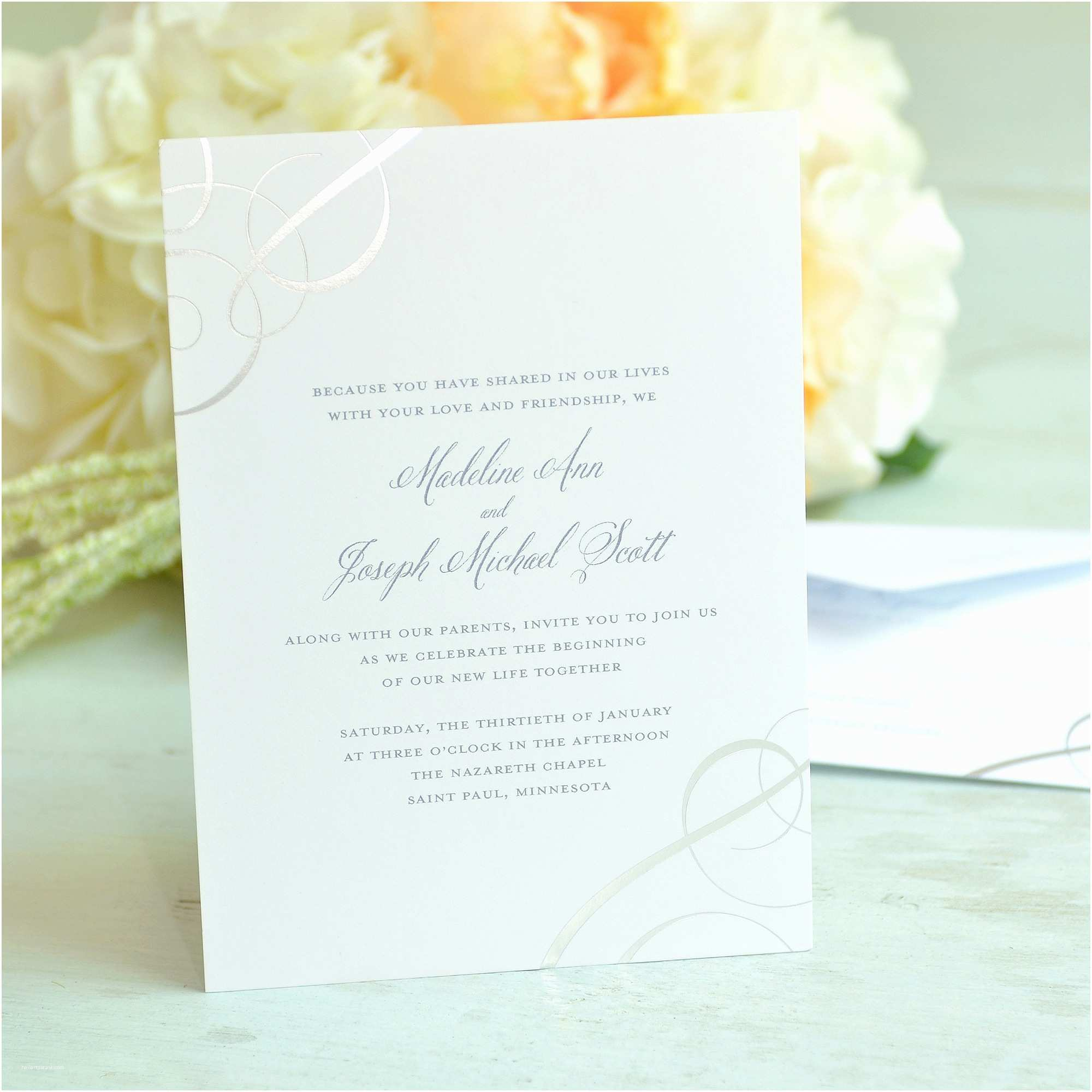 Walmart Wedding Invitations Make Your Own Wedding Invitations Walmart Modern Designs
