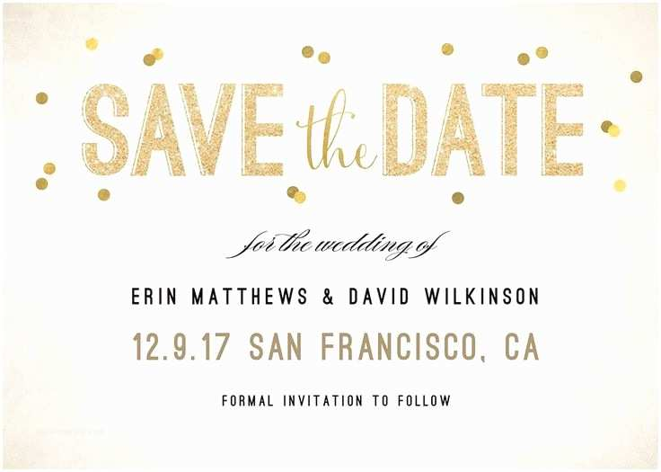 Walmart Wedding Invitations with Pictures Glam and Trendy Personalized Stationary From