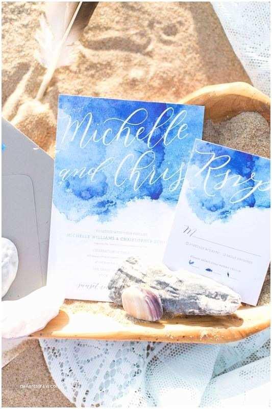 Watercolour Wedding Invitations 23 Pretty Watercolor Wedding Invitations to Get Inspired