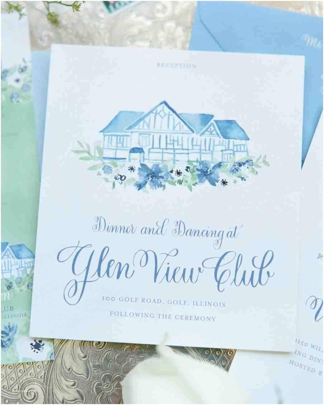 Watercolour Wedding Invitations the Loveliest Watercolor Wedding Invitations