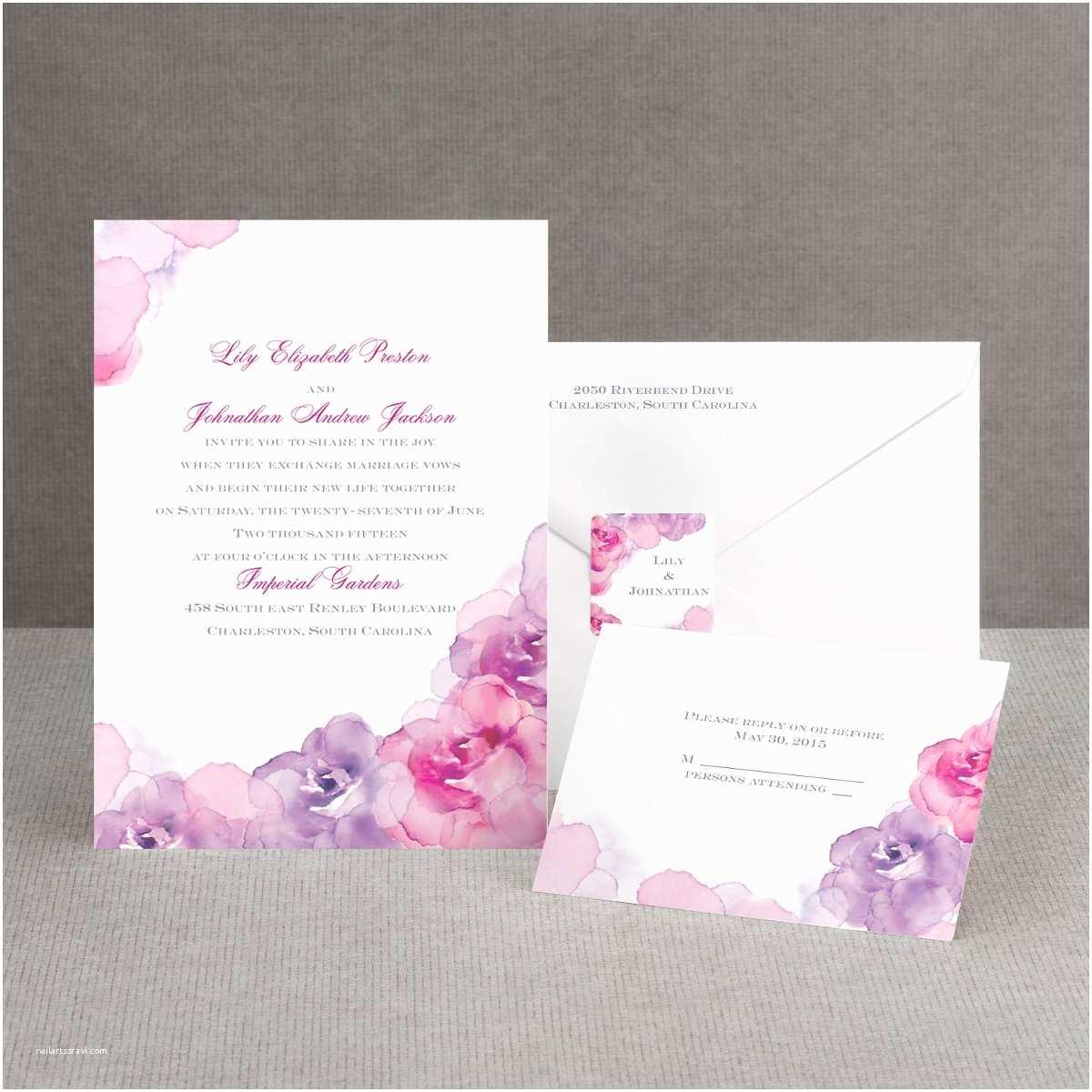 Watercolour Wedding Invitations Tipful Tuesday Watercolor Wedding