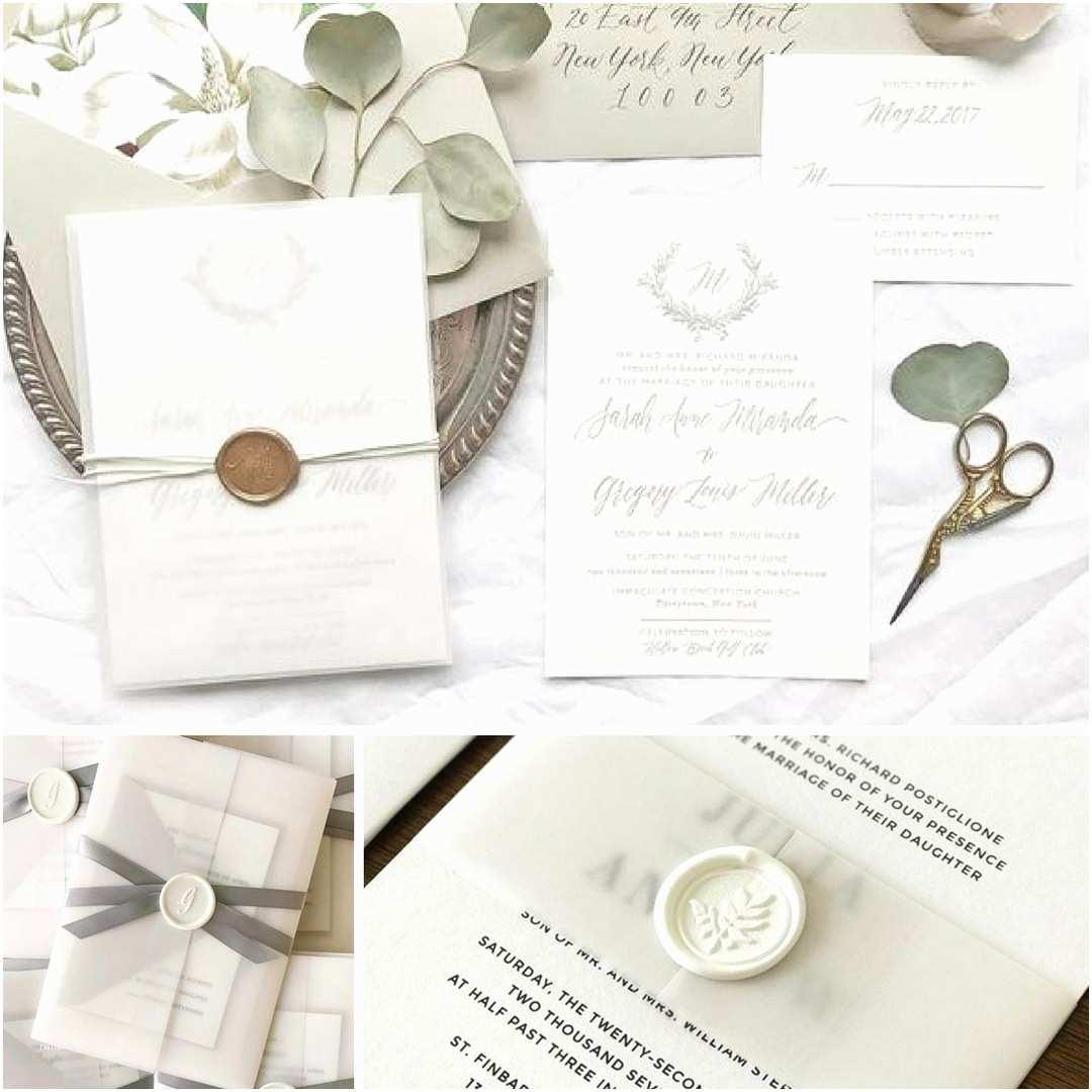 Wax Seal Wedding Invitations Blog Archives Flemings Printed Affair