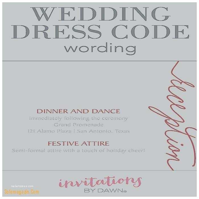 Wedding Attire Invitation Wedding Invitation Formal Attire Ideas